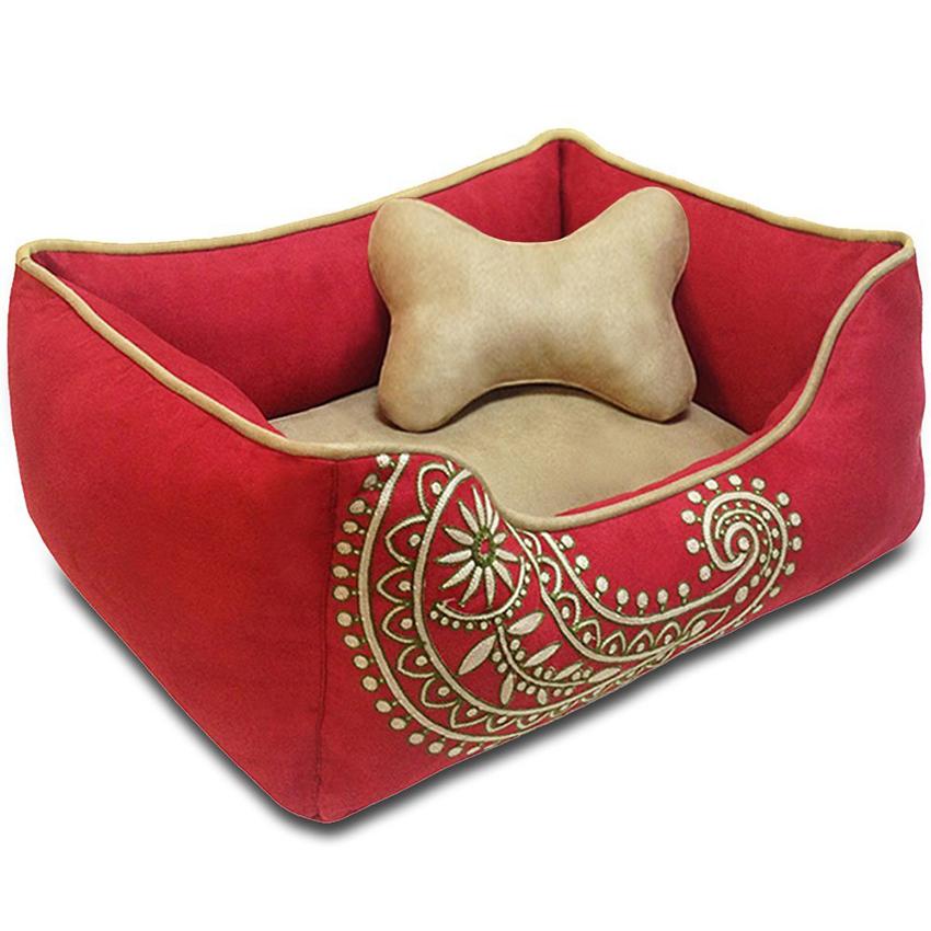 luxury puppy beds
