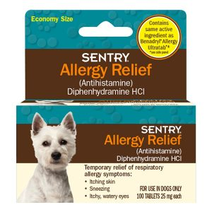 dog dandruff treatment - antihistamines for dog allergies