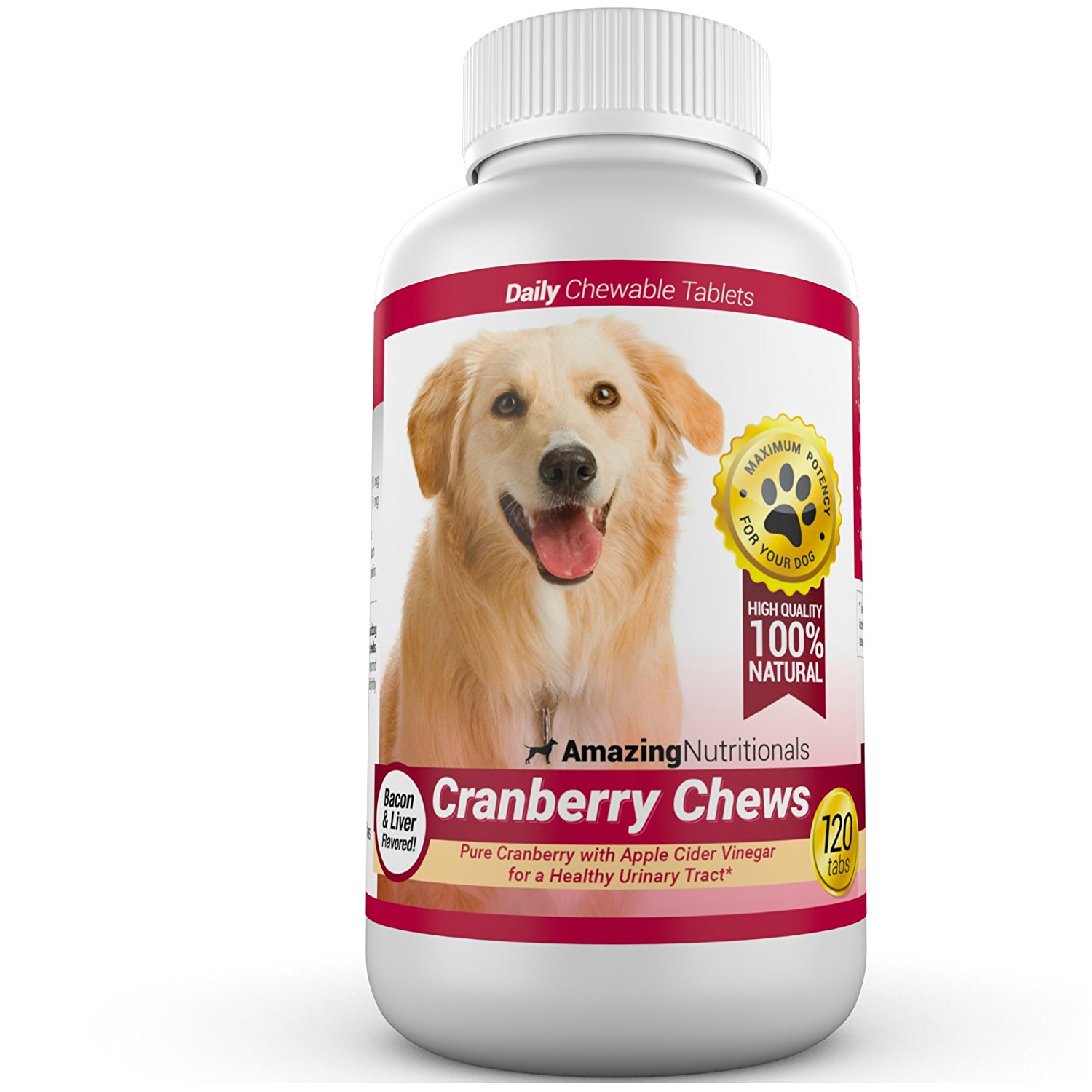 cranberry chews for dogs