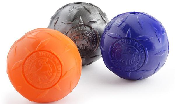 Fun and indestructible dog toys