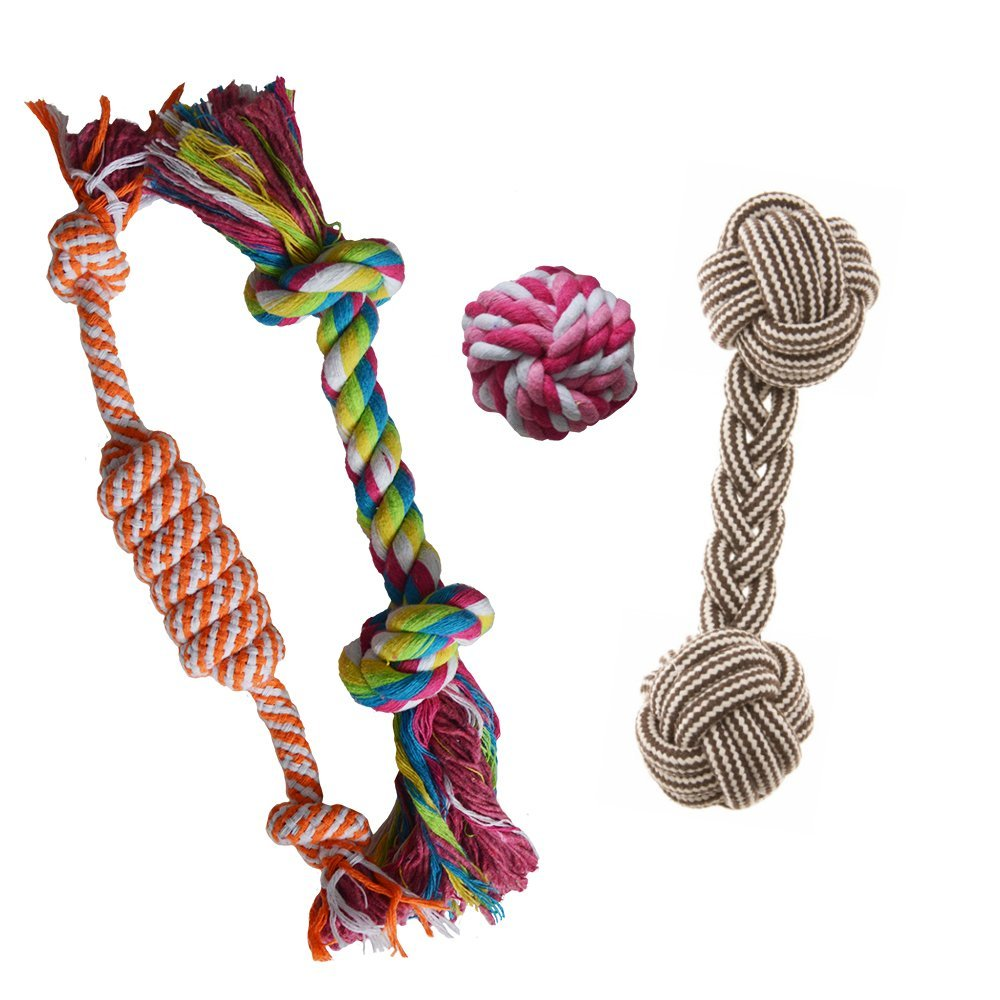 Puppy Rope Toys
