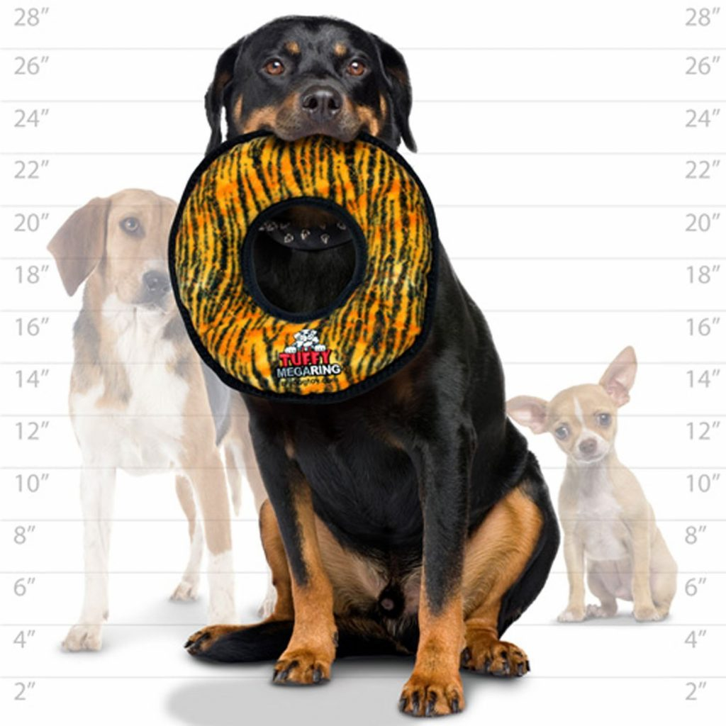 indestructible dog toys