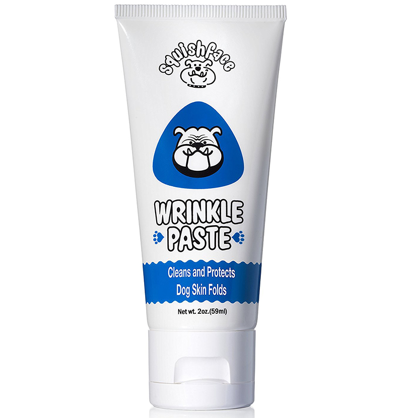 Bulldog wrinkle cream for dogs with wrinkles