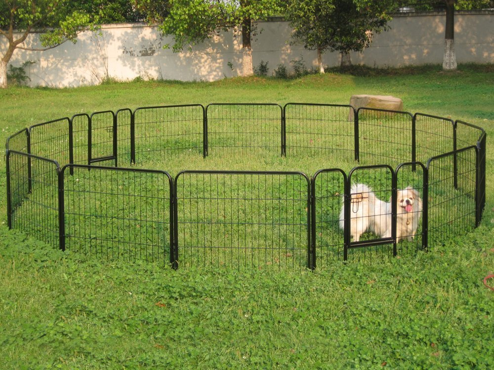 Reviews Of The Best Outdoor Puppy Playpens For Your Dog