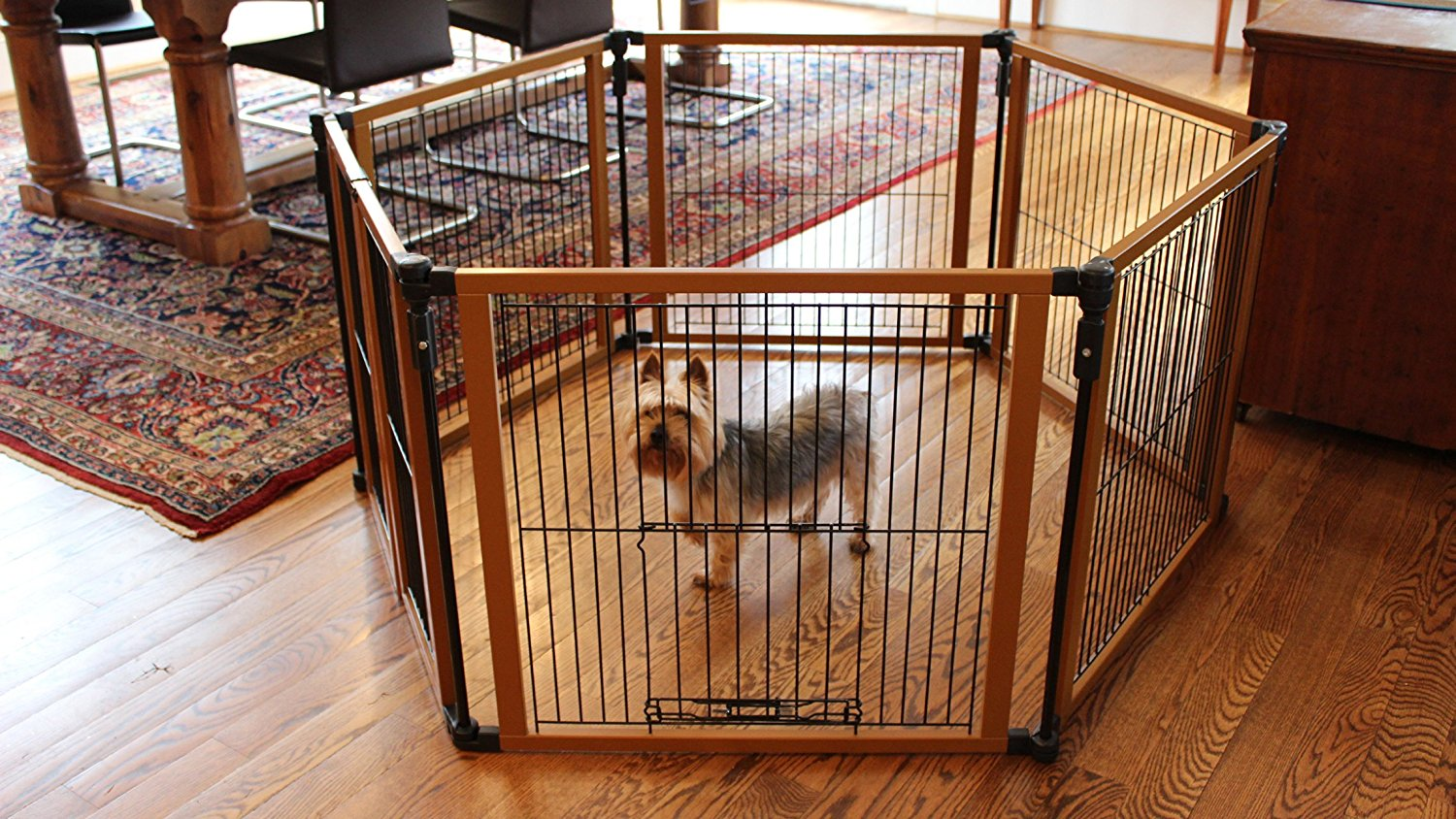 Pet Gates For Dogs That Jump