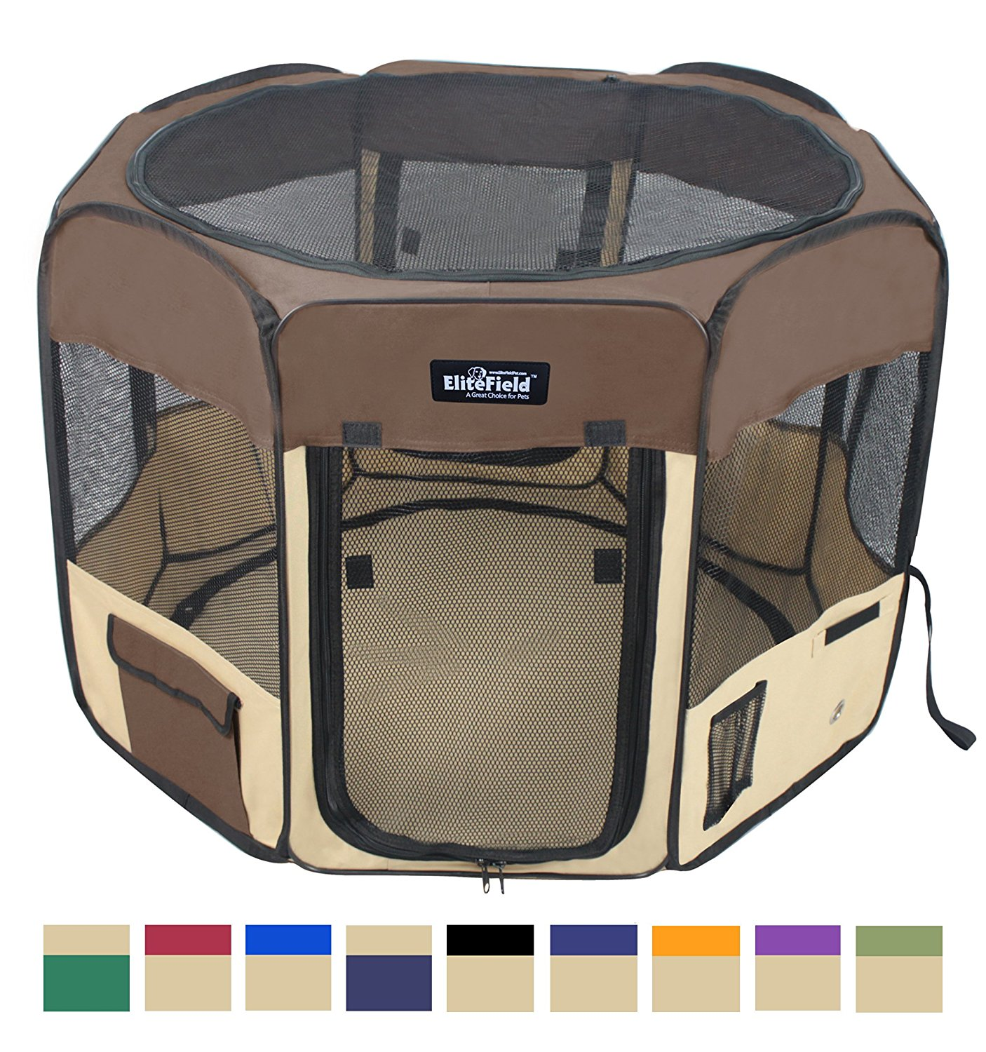 Reviews The Best Indoor Puppy Playpens For Your Dog