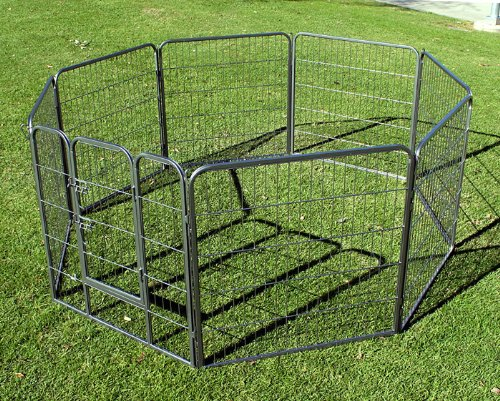outdoor puppy playpen
