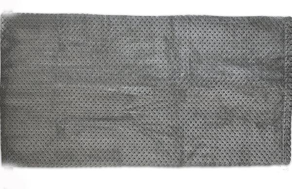 grey dog blankets