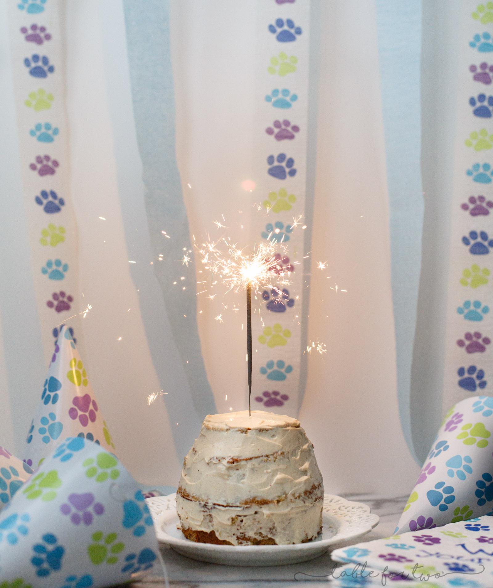 best dog birthday cake recipes