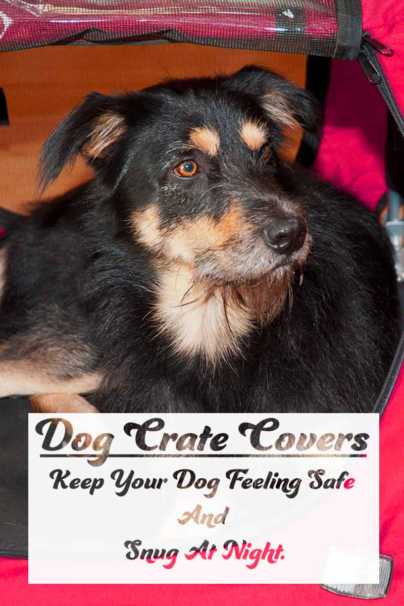 Dog crate covers - Great products for dogs.