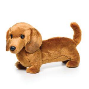 Cuddly Dachshund toy